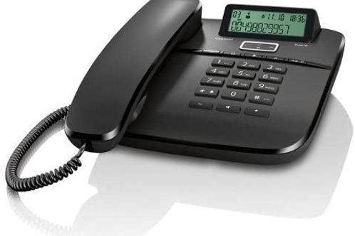 Gigaset DA610 - Schnurgebundenes Telefon - schwarz - neu!