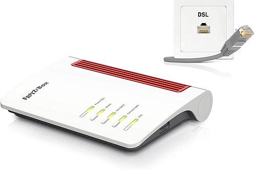 AVM FRITZ! Box 7530 WLAN AC+N Router (DSL/VDSL, 866 MBit/s (5GHz) & 400 MBit/s