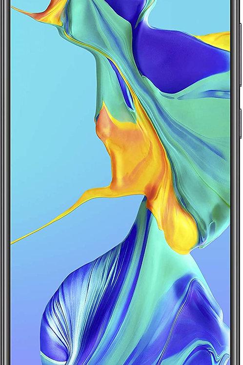 Huawei P30 128GB Handy, Schwarz, Android, Dual SIM - neu!