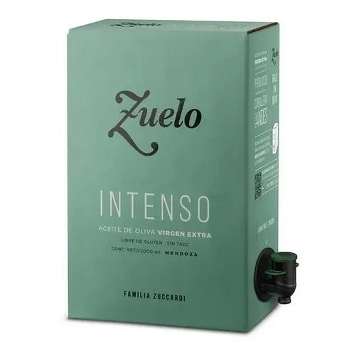 Aceite de Oliva Zuelo Intenso x 2 litros