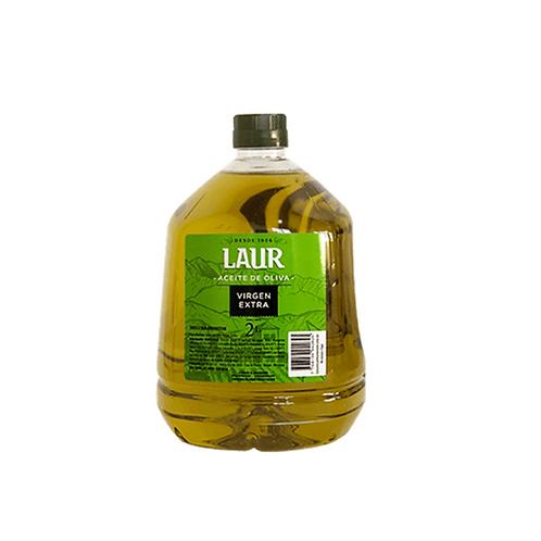 Aceite de Oliva Extra Virgen LAUR x 2 litros
