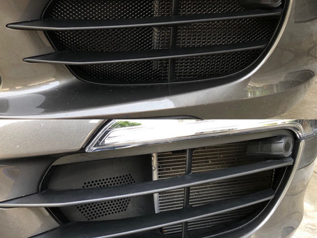 Radiator Grille Store - 991.1 Center Grille