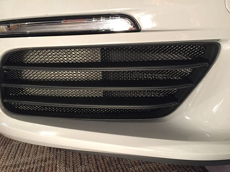 718 Boxster and Cayman Front Radiator Gr