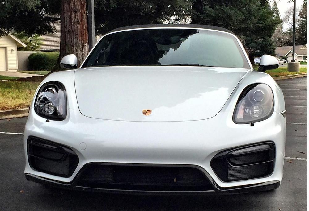 Porsche Boxster 981 GTS