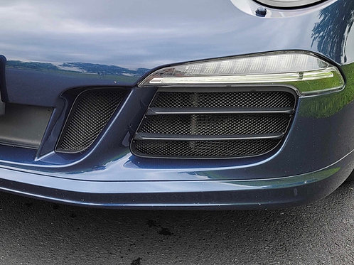 Porsche 911 (991.1) GTS Front Side Radiator Grilles