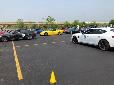 Autocross Day for the RGS crew!