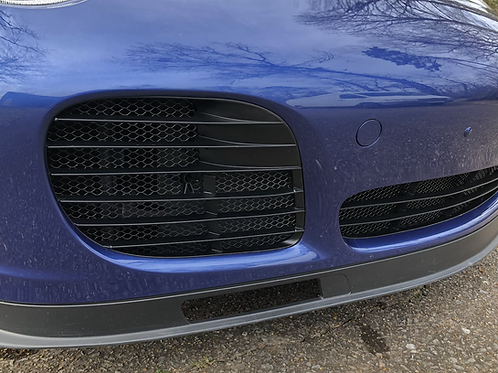 Porsche 911 996 C4S and Turbo Front Side Radiator Grilles