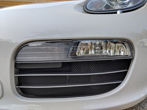 Porsche 987.1 Boxster drivers side radiator grille