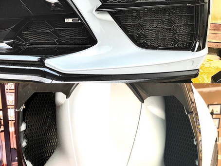C8 Corvette Side Intake Grilles are back in stock!