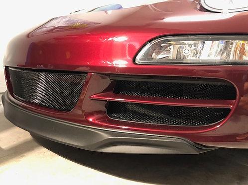 Porsche 911 997.1 Front Radiator Grilles (Base, S, 4S)