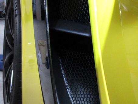 Porsche 718 GTS, GT4 and Spyder Side Intake Grilles