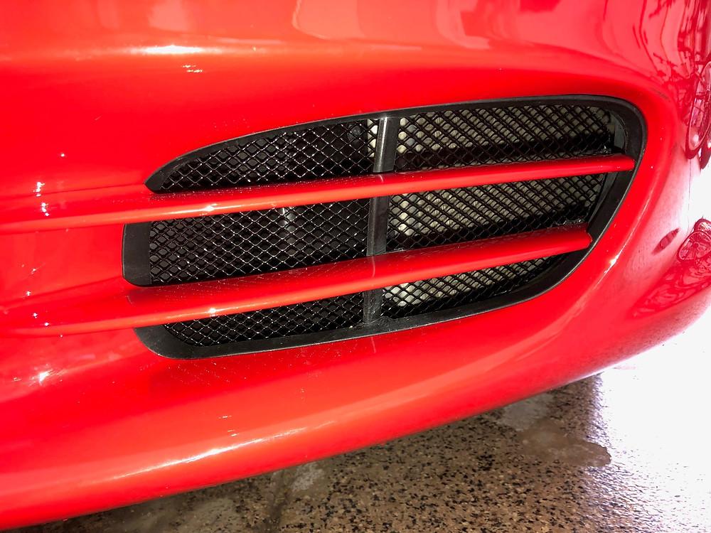 Porsche Boxster 986 S Radiator Grille