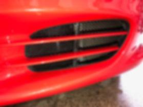 Porsche 986 Boxster S www.radiatorgrills