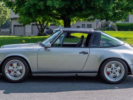 So we bought a modified 1983 Porsche 911 SC Targa!