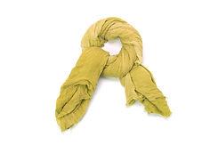 Senf-Schal