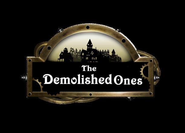 The Demolished Ones Logo