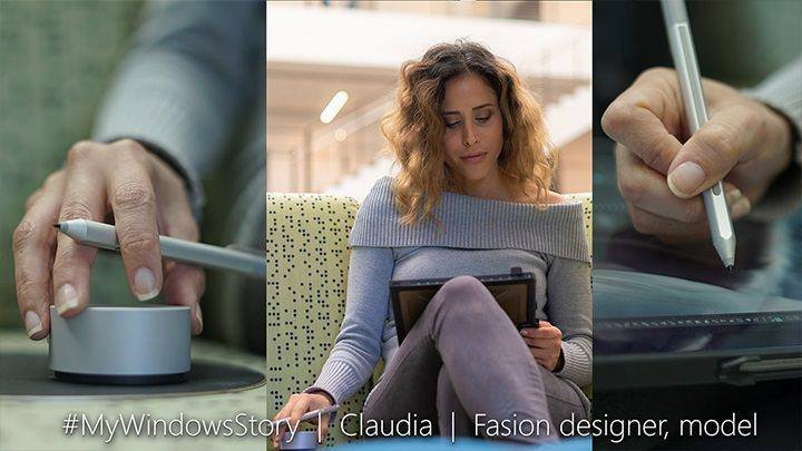 Microsoft Surface Feature
