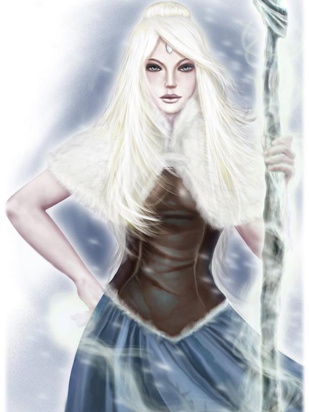 Nordic Sorceress