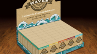 Waves Display Box and 40 Bars