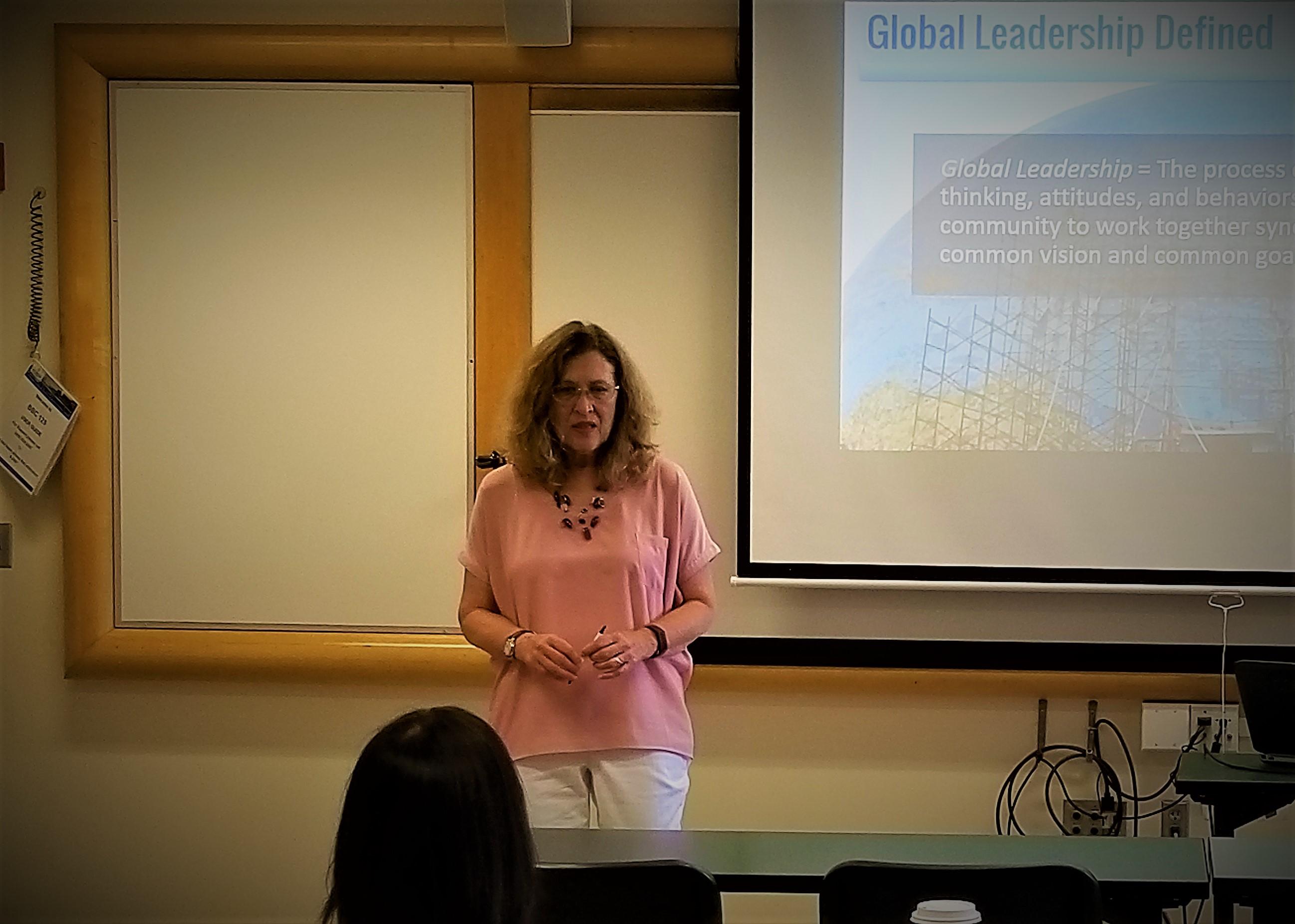 Joyce Osland, San Jose State University