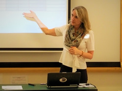 Kristi Yuthas, Portland State University