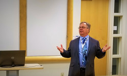 Paul Jacques, Rhode Island College 2