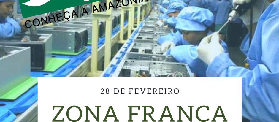 Produzido na Zona Franca de Manaus