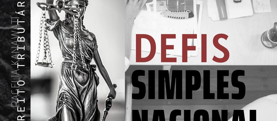 DEFIS - Simples Nacional