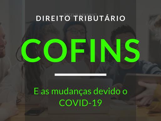 Conheça mais sobre a contribuição COFINS