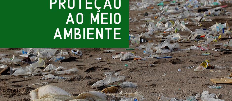 Incentivos Fiscais & a Proteção ao Meio Ambiente