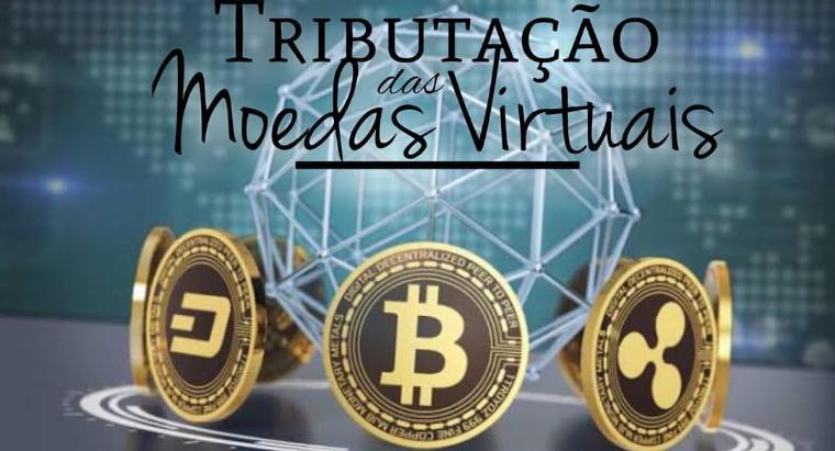 Tributação das moedas digitais