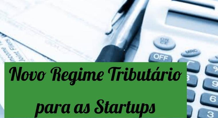 Novo Regime Tributário para as Startups