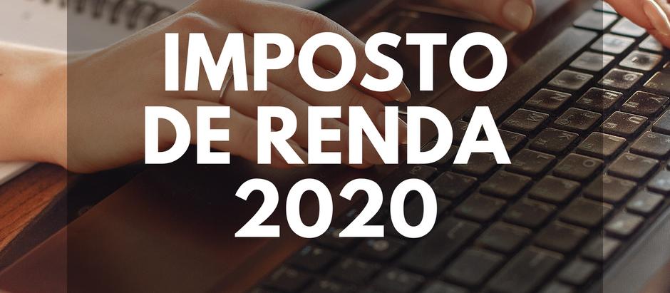As mudanças que o COVID-19 trouxeram ao Contribuinte do Imposto de Renda 2020