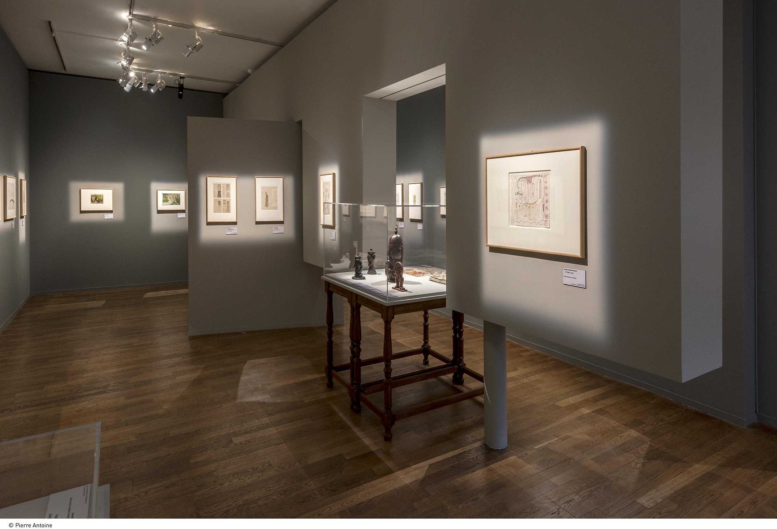 Folie en tête-Musée Victor Hugo