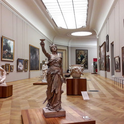 Grande galerie-Petit Palais