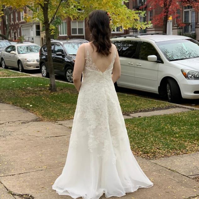 Fall bride 2018