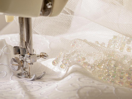 Understand the wedding gown alteration process
