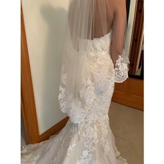 Alterations & Custom veil