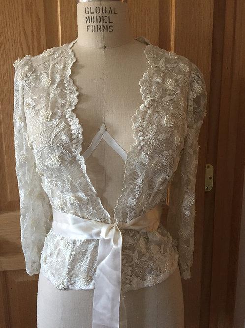Custom Lace Jacket