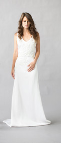 Style Vanessa Wedding Gown  Front