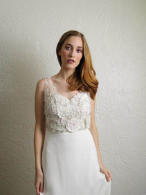 Senna Wedding Gown  Front
