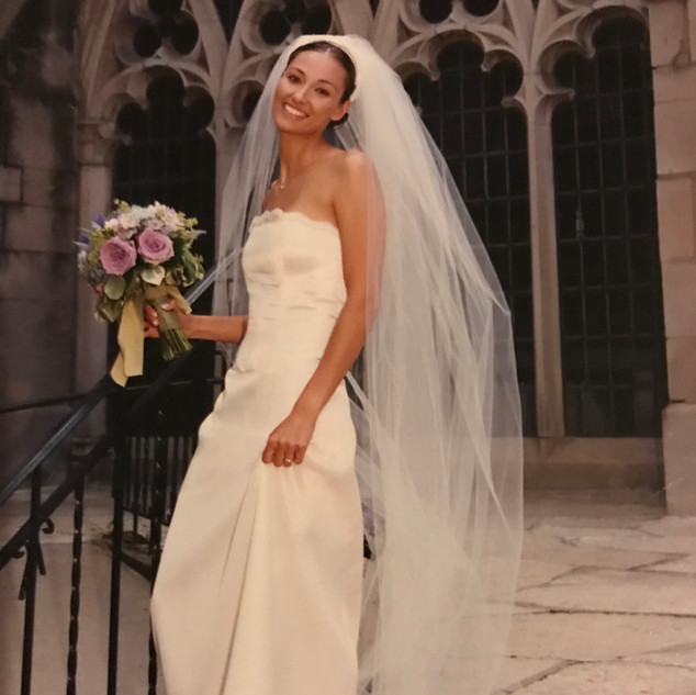 Restyle Mothers Wedding Gown