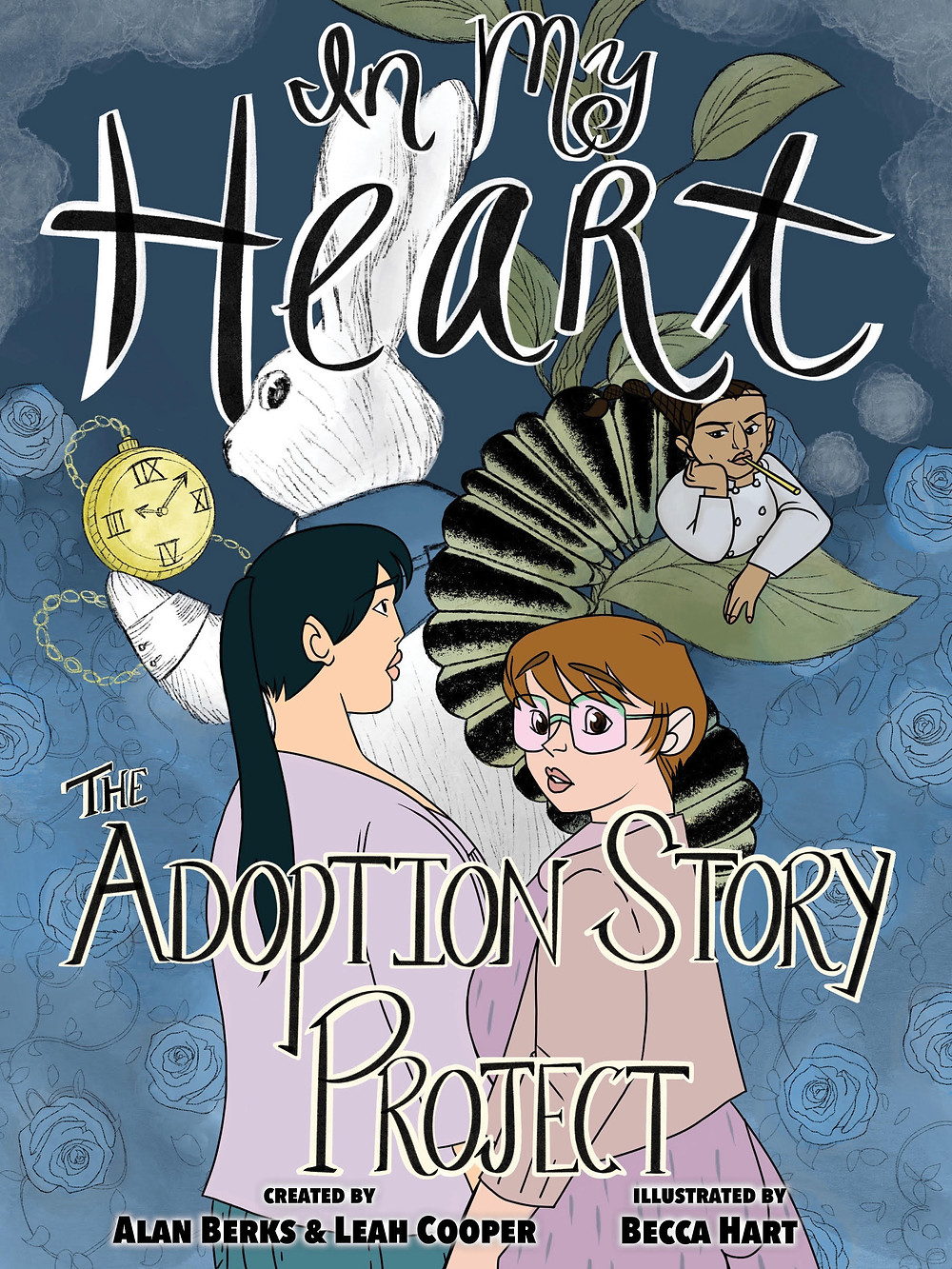 """The cover of """"In My Heart: The Adoption Story Project"""""""