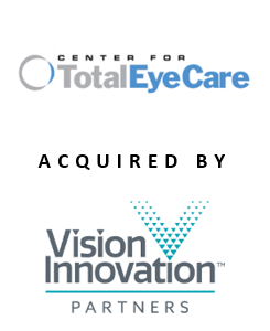Center for Total Eye Care Transaction.pn