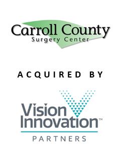 Carroll County Surgery Center Transactio