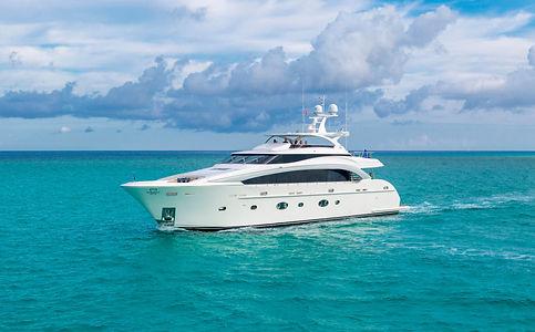 yates gran eslora Horizon Yachts en venta