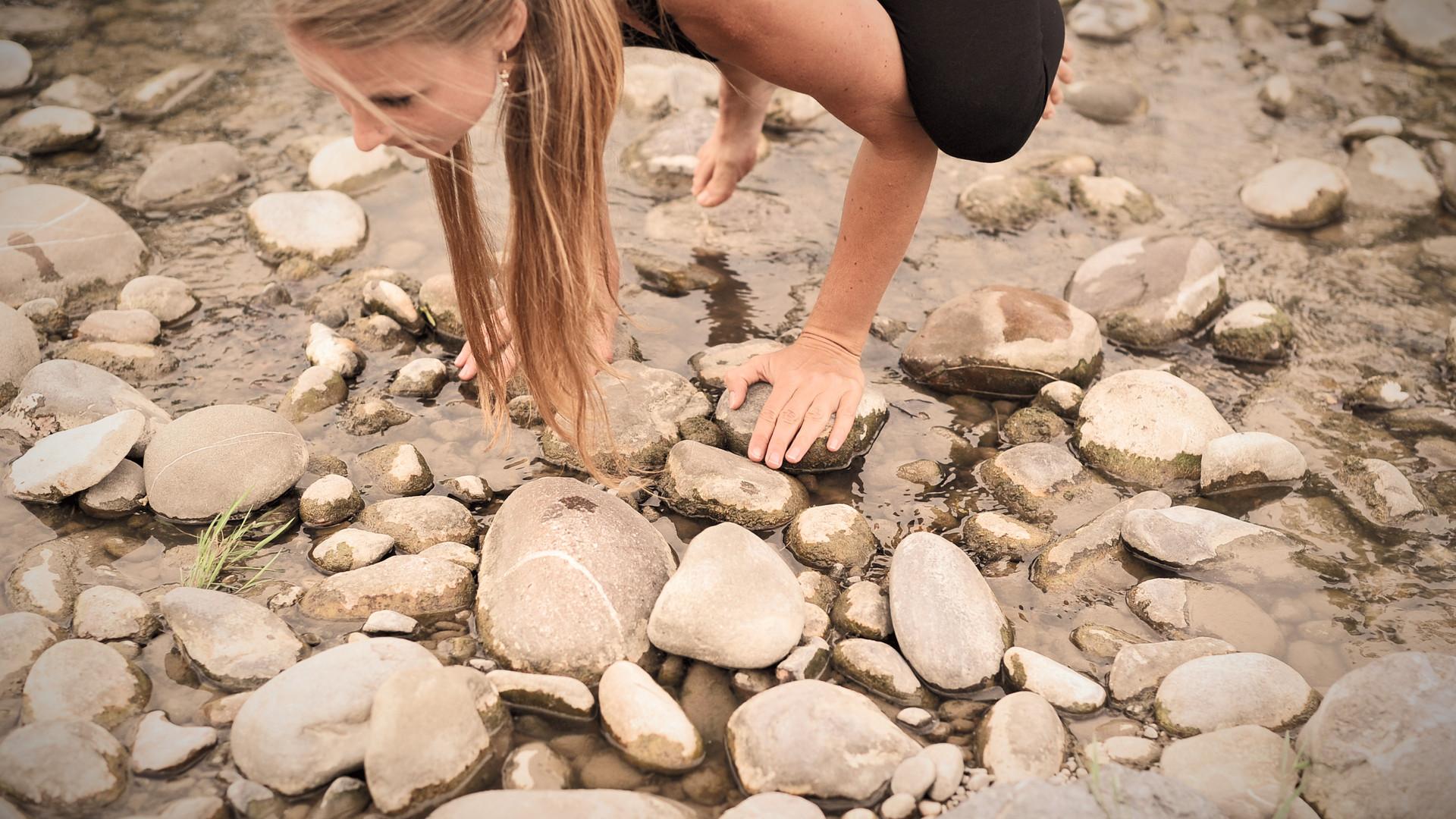 Bakasana Yoga |Katharina Kirchner | Sonnengruss Yoga & Psychologie