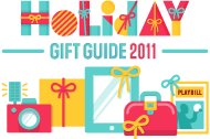 NY Times Holiday Gift Guide 2011