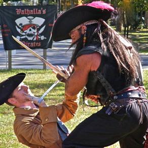 Valhalla's Pirates Come Ashore