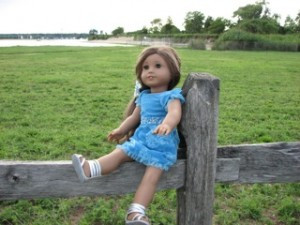 Jersey Shore Style American Girl Kanani, Girl of the Year 2011